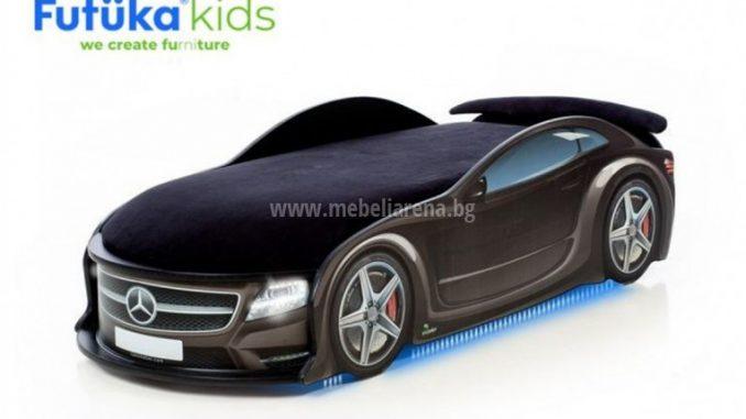 Детско легло - кола