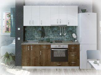 Кухня с цял термоплот
