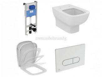 тоалетна структура